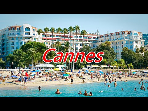 Cannes - The City of Glitz and Glamour