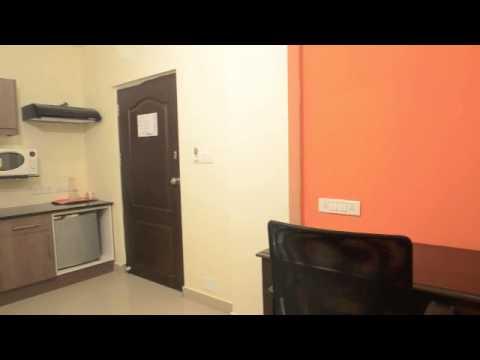 Studio Apartment Bangalore alcove studio rooms koramangala bangalore - youtube