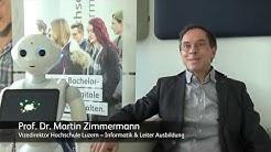Welche Themen werden die Hochschule Luzern – Informatik 2019 besonders beschäftigen?