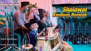 Download lagu Lagu Sholawat Kendange Rampak