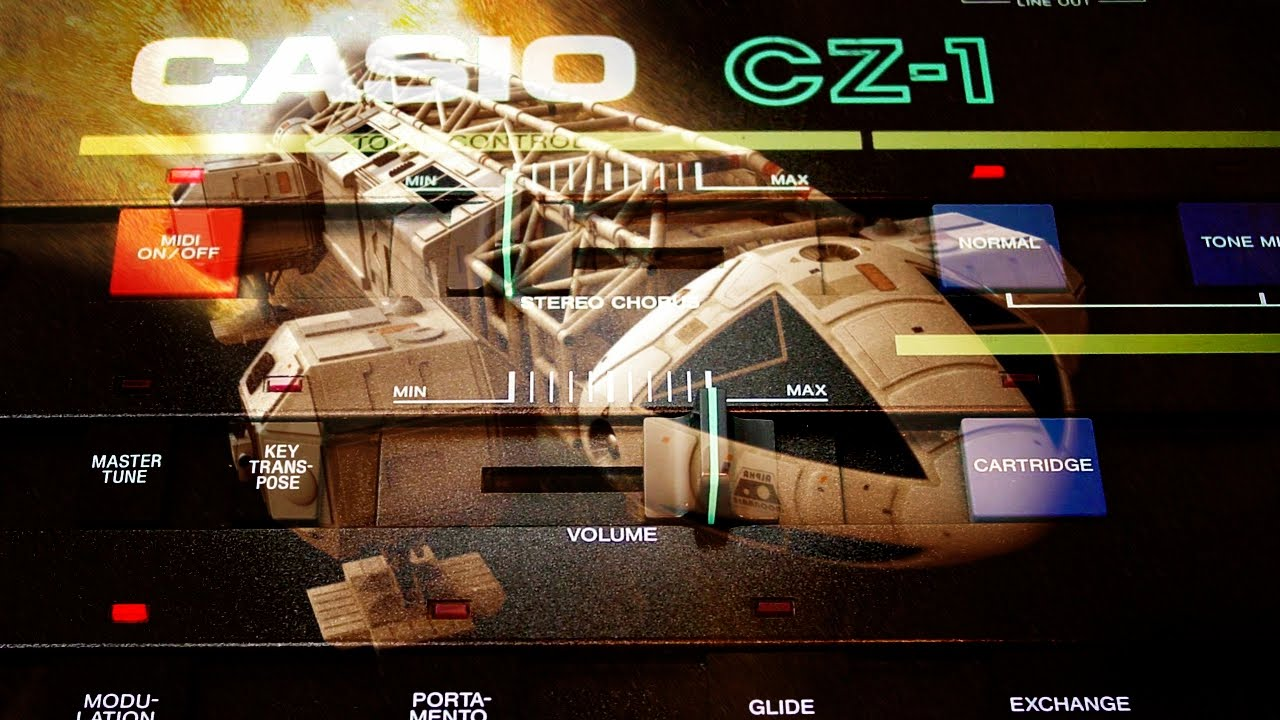a08b43e60759 Gear Hospital - 02 - Casio CZ-1 battery replace