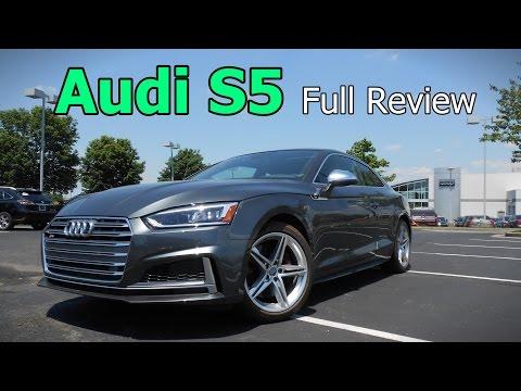 2018 Audi S5: Full Review | Prestige & Premium Plus