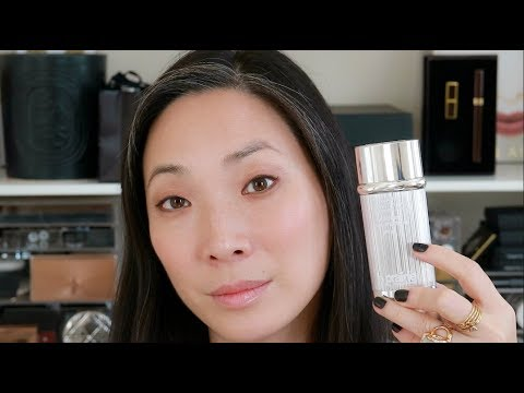 REVIEW - La Prairie Cellular Swiss Ice Crystal Transforming Cream SPF 30