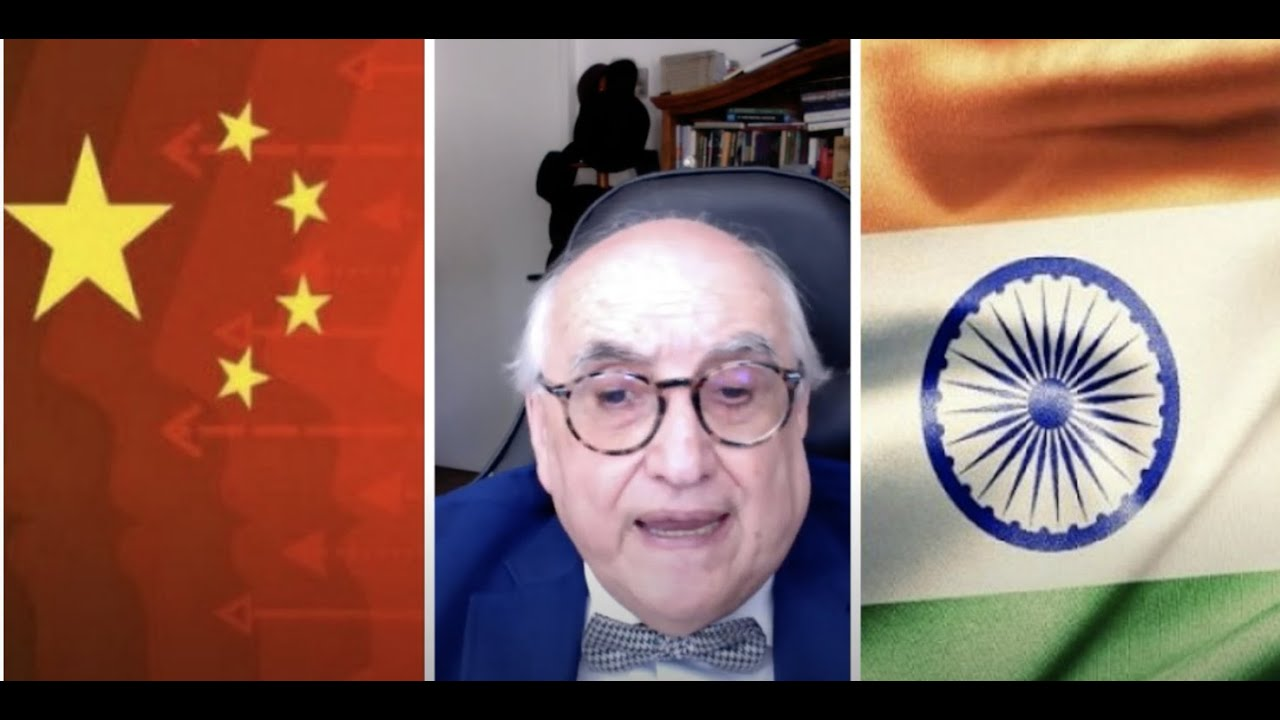 Detrás de las Escaramuzas en el Himalaya  entre India y China | Radar Geopolítico | Alfredo Jalife