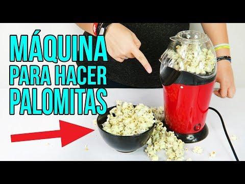 Para Hacer Máquina Palomitas Increíble La Youtube g6yYbf7v