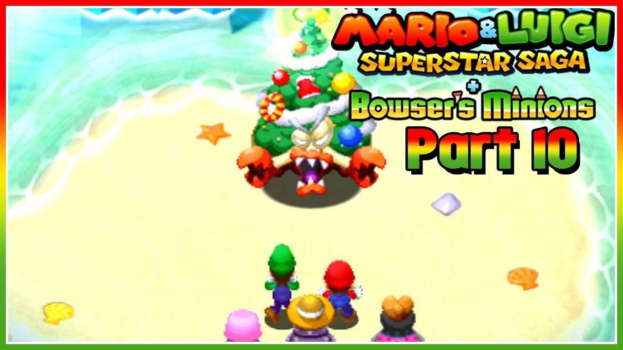 Mario Luigi Superstar Saga Bowser S Minions Part 10