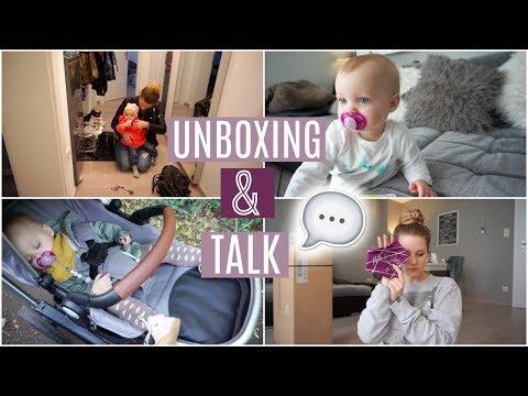 Unboxing & Talk - Ich rede weiter über MEINE ARBEIT ❘ Die ersten GEBURTSTAGSGESCHENKE ❘ MsLavender