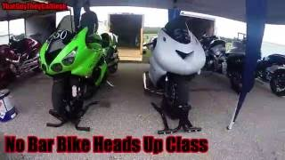 Grudge Bike Racing, No Bar Head Up bike Class