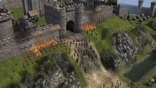 Обзор игры Stronghold Kingdoms смотреть видео