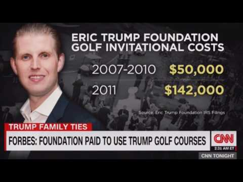 Questions about Eric Trump