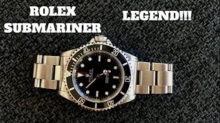 5 Reasons Best Reasons To Love The Rolex Submariner No-Date