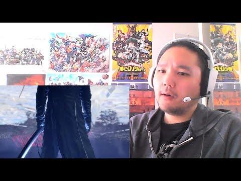 DEVIL MAY CRY 5 Final Trailer - REACTION thumbnail