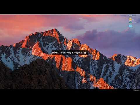 How To Make Calvin Harris Style Track In Logic Pro X : Logic Pro X Quickstart - Part 1