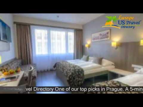 Wellness Hotel Step - Prague Hotels, Czech Republic