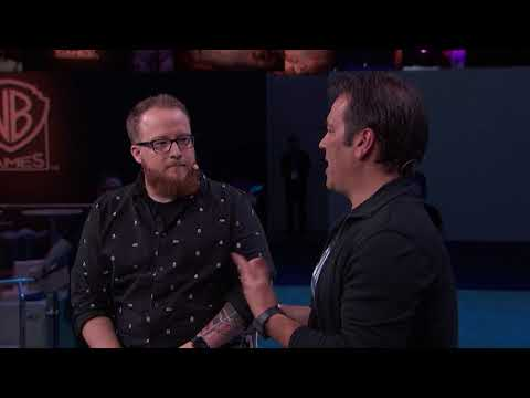 Phil Spencer Interview - Mixer @ E3 2018