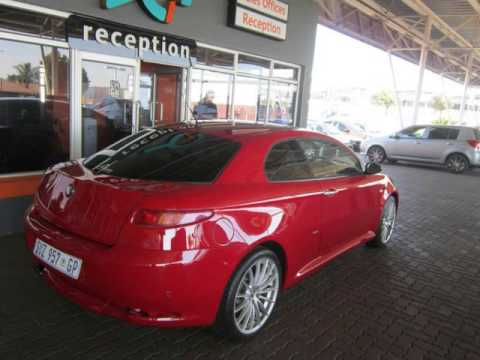 2005 alfa romeo gt 3 2 v6 distinctive auto for sale on auto trader south africa youtube. Black Bedroom Furniture Sets. Home Design Ideas