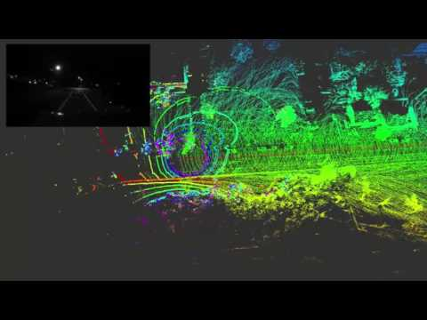 LiDAR-Visual-Inertial Localization & Mapping for Cars - Preliminary Result - Reno@Night