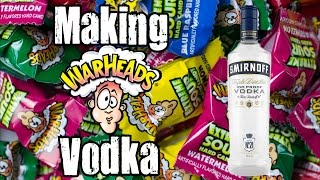 Warheads Vodka - Hard Liquor Creations