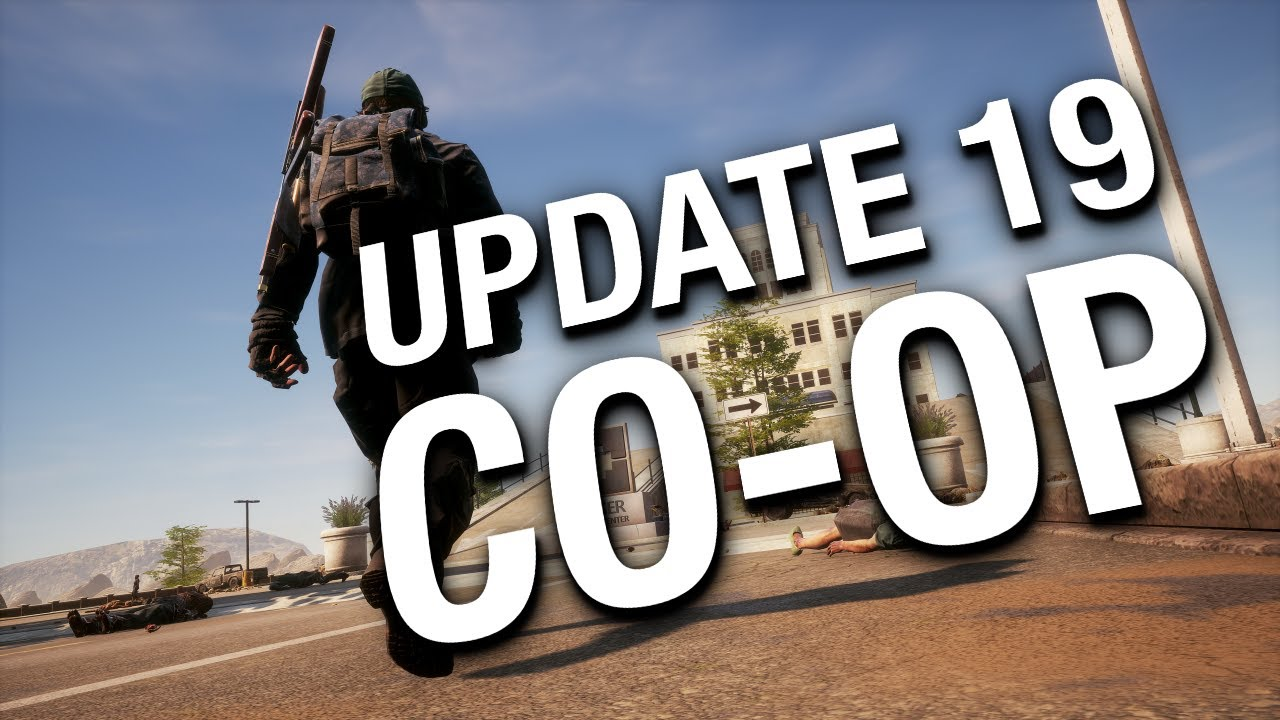 Update 19 Co-op with NELLIE HUGHES!