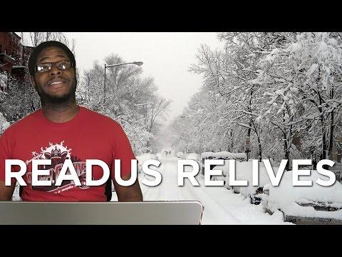 How I Survive A Blizzard   READUS 101