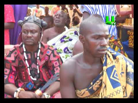 Gomoa Fetteh Chief appeals to gov't for 1-District I-Factory Project
