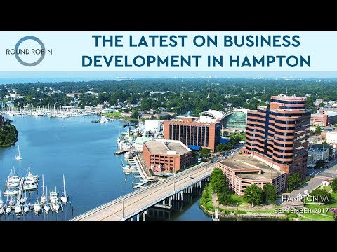 Update on new businesses in Hampton