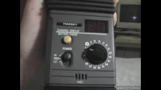 GE 3-5979 handheld CB radio