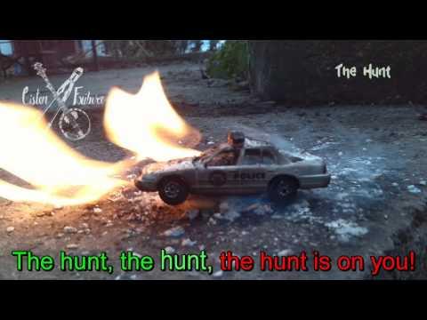 The Hunt — Cistem Failure (Karaoke)