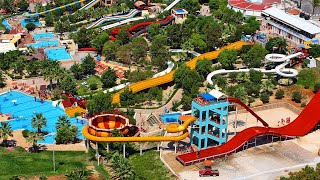 Watercity Waterpark Crete 2016