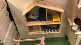 IKEA обзор детской мебели и игрушек