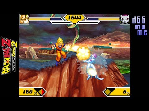 Dragon Ball Z: Supersonic Warriors 2 - DeSmuME Emulator [1080p HD] - Nintendo DS - 동영상