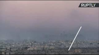Прямая трансляция из Алеппо