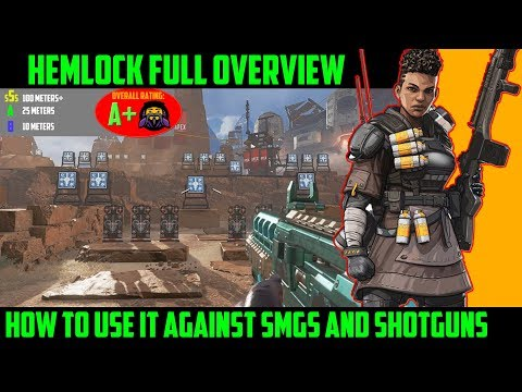 Apex Legends Hemlock Guide - How to Use the Hemlock Effectively