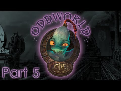 Oddworld – Abe's Oddysee Walkthrough – Part 5