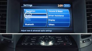 2013 Infiniti FX - Audio System with Navigation