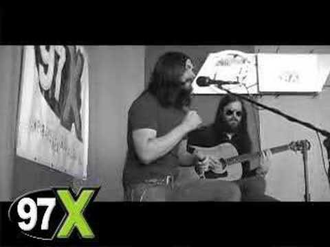 97X Green Room - Shinedown (Save Me)