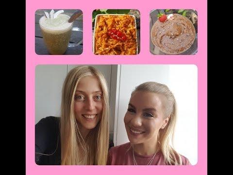 Rawfood/vegan prat m Therese Lindgren & gör 3 enkla, snabba mellanmåls recept
