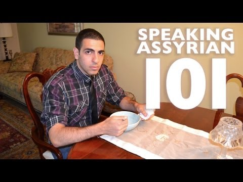 Speaking Assyrian 101