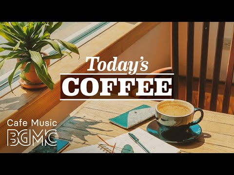 Smooth Coffee Jazz Radio - Chill Coffee Time Music for Work & Study at Home