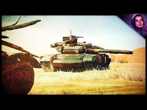The Soviet Sniper    T64bv & Mig 17 (War Thunder Tank Gameplay)