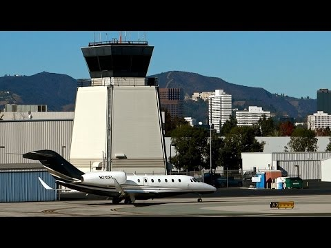 Santa Monica Airport Spotting (KSMO) Pt. 2