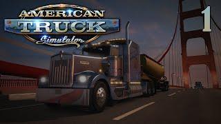 Nowa gra i kod dla Was :3 - s1e1 - American Truck Simulator