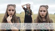 GRWM - FESTIVAL LOOK + CO SBALIT | MAKYNA016