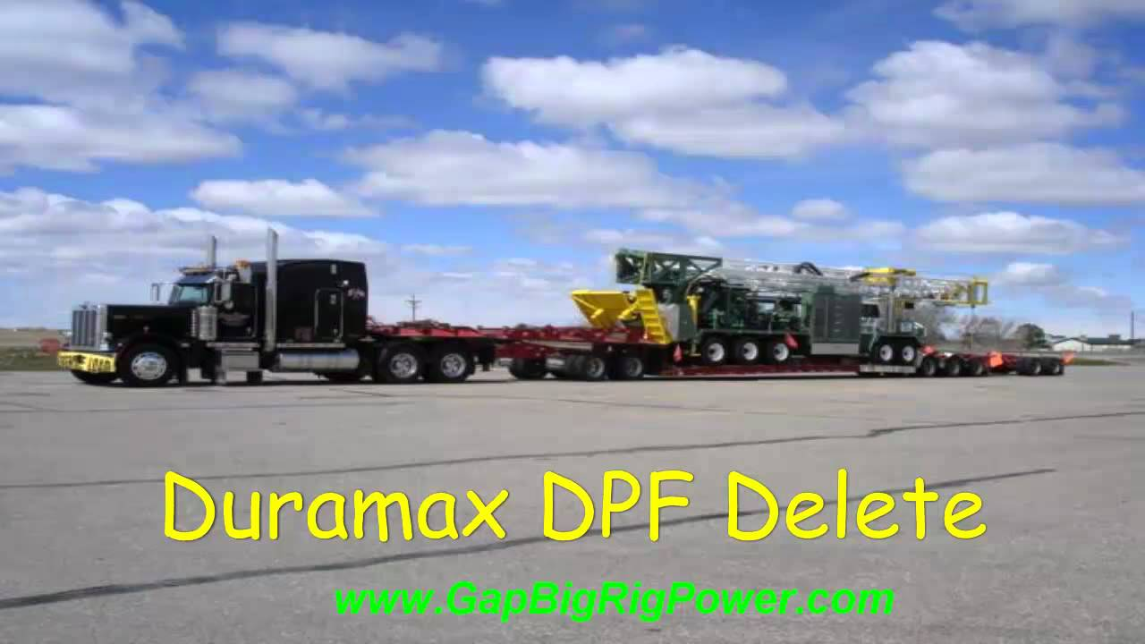 DPF Delete Kits and Cummins EGR Delete - The Best Thing to Keep Your Truck  on The Road