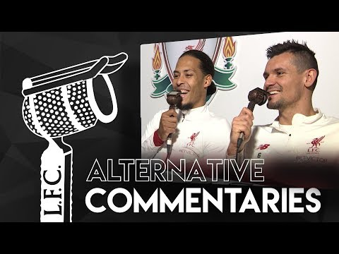 Alternative Commentaries: Lovren & Van Dijk v Newcastle | 'Why are you screaming already?'