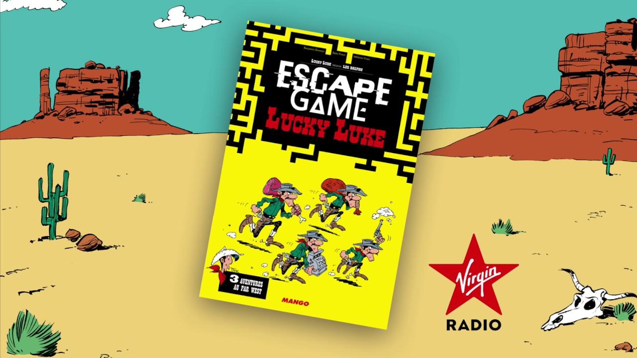 Virgin Radio Le Phenomene Escape Game