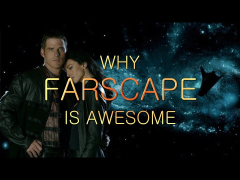 Why FARSCAPE is AWESOME