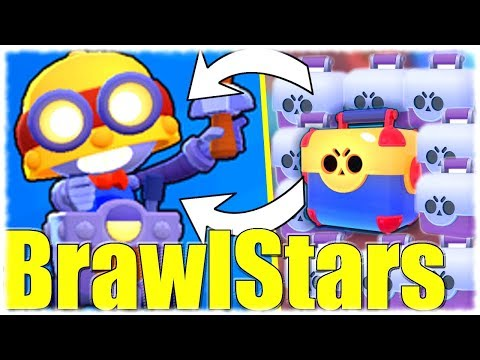 🔴 DAS RIESIGE CARL LIVE BOX OPENING! - Brawl Stars  [Deutsch/German]