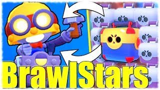 🔴 DAS RIESIGE CARL LIVE BOX OPENING! - Brawl Stars  [Deutsch/German]