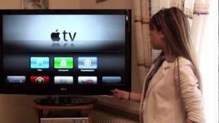 Apple TV 3G - Sara Canducci ed Apple Mobile